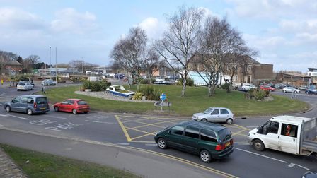 Funding of £30,000 has been secured for walking and cycling improvements to Freedom Bridge Roundabou