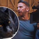 Filmmaker Martin J Pickering claims he spotted the Fen Tiger when he was a teenager and will base hi