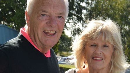 Robert White and Carol Rushton have re-kindled their teenage romance after meeting again 50 years la