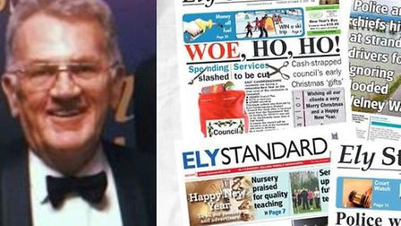 Editor John Elworthy is asking you to show your support and help to keep public notices in trusted n