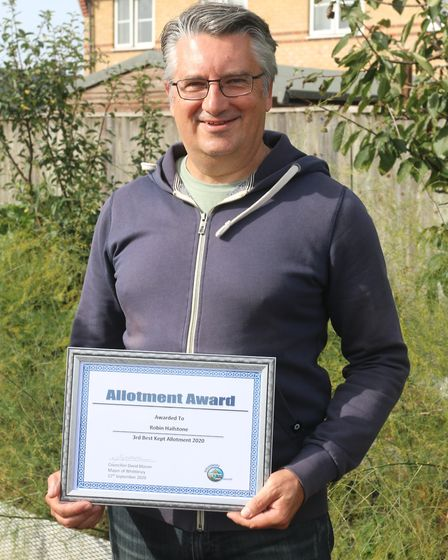 The winners of Whittlesey?'s annual ?best kept allotment awards? have been announced by the town cou