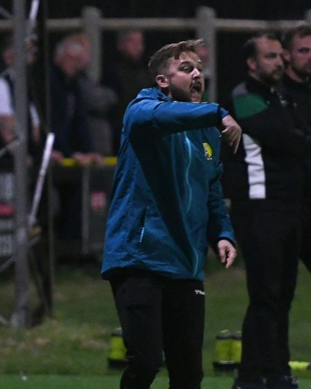 March Town succumbed to their first league defeat of the season at home to promotion rivals Lakenhea