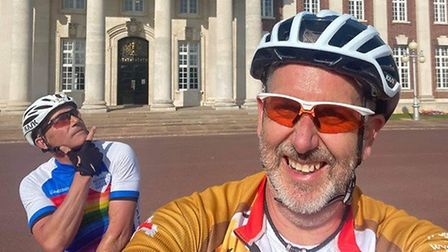 Three Counties Running Club enjoyed a successful week, from virtual runs to cycle rides and a 12-hou