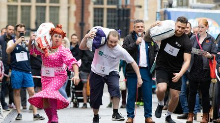 The annual Ely Potato Race has been cancelled due to the ongoing coronavirus pandemic. Picture: Arch