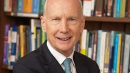 Lord Robert Mair, a civil engineer recognised internationally as an authority on major infrastructur