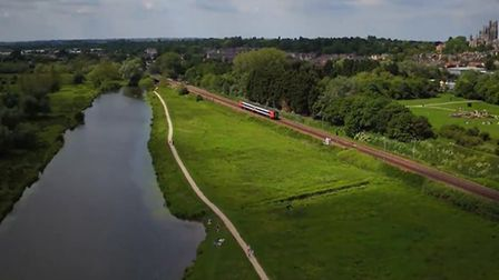 You can now have your say on Network Rail upgrades in Ely. Picture: Network Rail