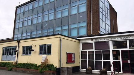 Helena Romanes School and Sixth Form Centre. Picture: ARCHANT