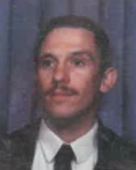 Anthony Lewis in 1992. Picture: Norfolk Constabulary
