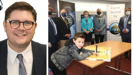 David Carr has been appointed as the station manager for Fenland Youth Radio, which launched in Sept