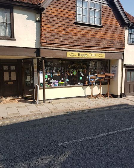 Happy Tails in Great Dunmow. Picture: Jo Rosewell
