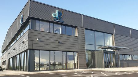 New Ely HQ for dB Broadcast at Lancaster Way Business Park. Picture; dB Broadcast