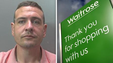 Prolific thief Benjamin Hendy has been sentenced to 50 weeks in prison and ordered to pay 3,645 in c