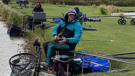 Cobey Thomson, aged 12 and of Soham, held a charity fishing match at Fraser's Fishery in Little Down