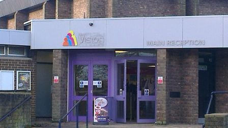 Hudson Leisure Centre in Wisbech. Picture: Archant