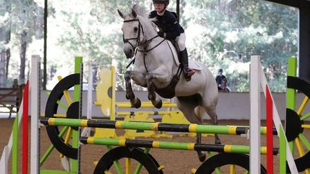 King's Ely student Adele Shaw has qualified with pony Lulu for the National Schools Equestrian Assoc
