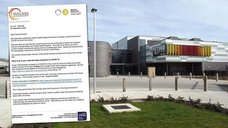 A case of Covid-19 has been confirmed at Neale-Wade Academy. Picture: Archant/File