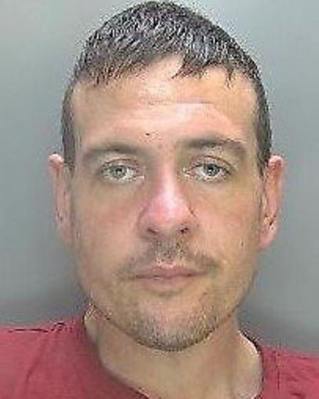 Benjamin Hendy was jailed after they stole bicycles from Huntingdon and St Neots railway stations. P