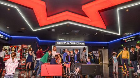 Ely Cineworld marked its first birthday after inviting film fans to celebrate an incredible first y