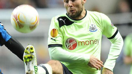 Newcastle midfielder Yohan Cabaye is likely to start on the bench against Norwich City after being o