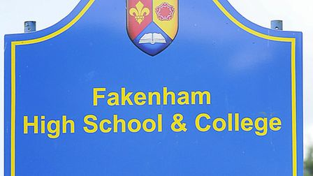 Governors of Fakenham High School and College are holding a consultation over proposals to become an