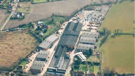 Hamiltons Removals has acquired Aldeby Business Park near Beccles