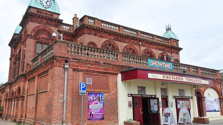 Feature on proposed plans for Gorleston Pavilion. Kevin Lynch from the Pavilion theatre