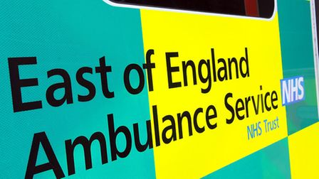 Paramedics from the East of England Ambulance Service were called after a crash in Edgefield.
