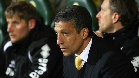 Chris Hughton views Saturday's lunchtime trip to Premier League strugglers QPR as another step on th