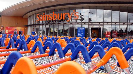 Sainsbury's has lodged plans for a new superstore in Gorleston