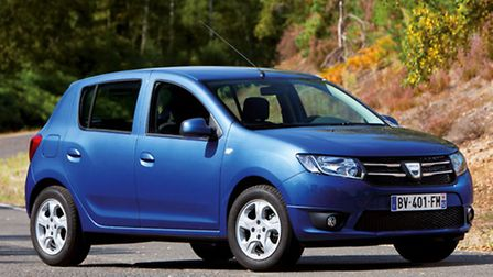 Dacia Sandero supermini is a sensible car for a sensible price that is going to turn heads.