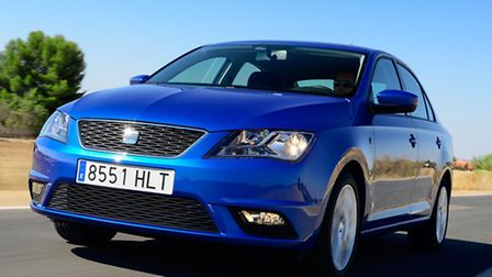 SEAT Toledo htachback offers so much versatility at a remarkably low sticker price.