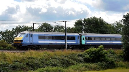 Trains have been cancelled following a death on the line. Photo: Bill Smith