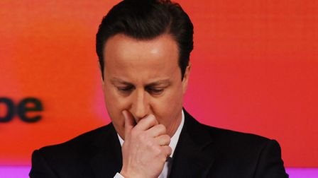 Prime Minister David Cameron has lost a vote on boundary changes. Stefan Rousseau/PA Wire