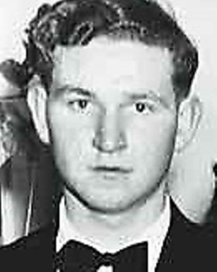 PeterBeckerton who died in the 1953 floods