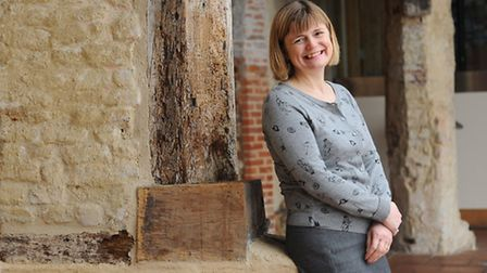 Angela Graham, the new director of Dragon Hall. Picture: Denise Bradley