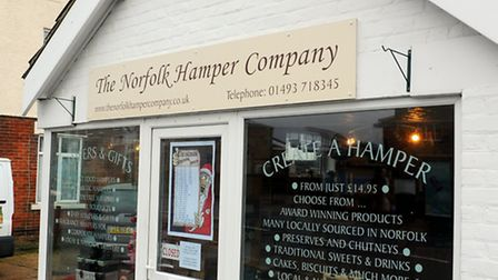 The Norfolk Hamper Company based in Caister.Picture: James Bass