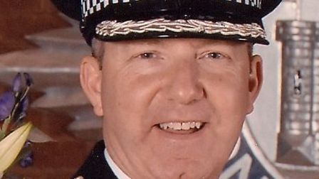 Dougals Paxton is set to be confirmed as new Chief Constable for Suffolk