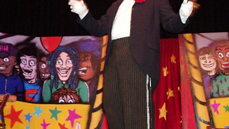 The Circus Bizurkus, which will be performing in Dickleburgh at the end of February.
