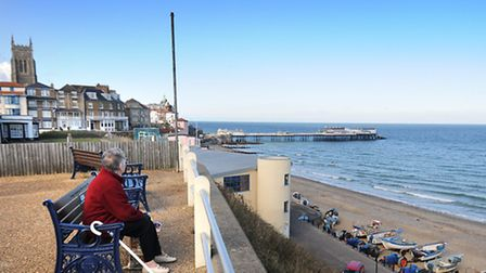 Plans are being debated to introduce a blue plaque scheme to honour the great names of Cromer.PHOTO: