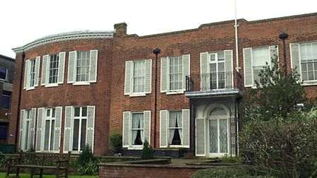 Thorpe Lodge, Broadland District Council's offices