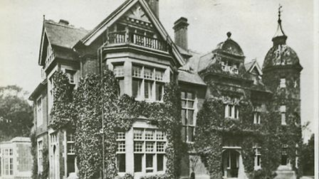 Newhaven Court pictured in 1922.