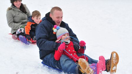 Starlings Toys in Dereham sell out of sledges in four hours
