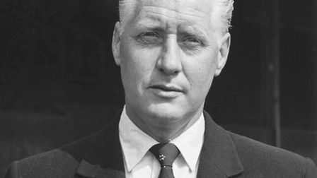 Archie Macaulay, Norwich City manager from 1957 to 1961.