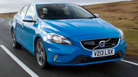 Volvo's V40 compact premium hatchback is an important addition to its range and will appeal to motor