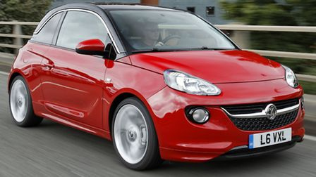 Adam takes Vauxhall into the urban chic and fashionable city car market with endless personalisation