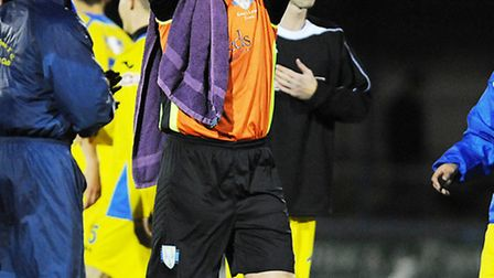 Danny Gay has come in for praise from his manager. Picture: Ian Burt