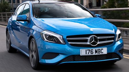 New Mercedes-Benz A-Class is far more stylish and dynamic looking and will appeal to down-sizing dri