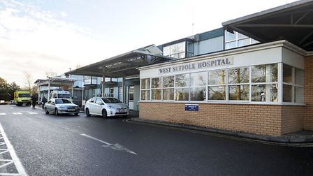 West Suffolk Hospital has been fined £10,000 after a patient fell from an unrestricted window.
