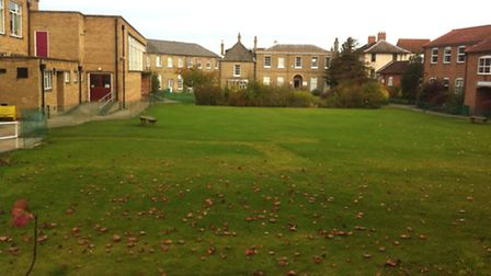 The Lawns site at Paston Sixth-Form College, North Walsham.