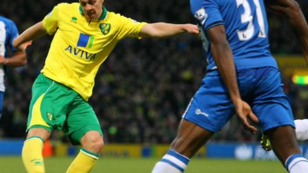 Fit-again Norwich defender Steven Whittaker had a 90-minute run out in Monday's 1-0 Premier League U